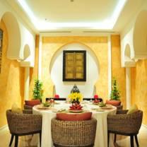 photo of marrakesh restaurant - crowne plaza al khobar restaurant
