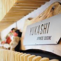 photo of yukashi japanese cuisine restaurant