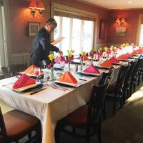 foto von the grille at mt. anthony country club restaurant