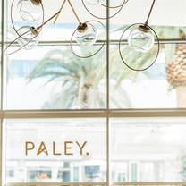 photo of paley. restaurant