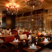 photo of teatro restaurant - towers rotana restaurant