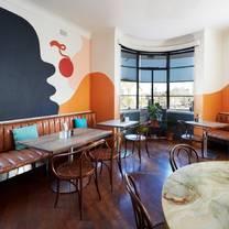 photo of the light brigade hotel restaurant