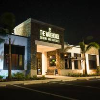photo of the warehouse cuisine and cocktails restaurant