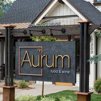 photo of aurum food & wine -breckenridge restaurant