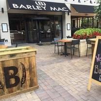 foto de restaurante barley mac