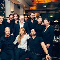 foto von basil's restaurant