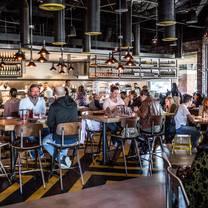 photo of pie tap pizza workshop + bar - park & preston restaurant
