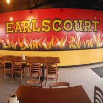 foto van earlscourt bbq restaurant