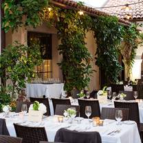 photo of wine cask - santa barbara restaurant