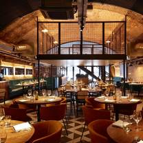 photo of cinnamon kitchen battersea restaurant