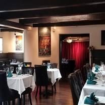photo of dinner for two restaurant