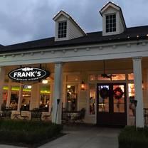 photo of frank's louisiana kitchen restaurant