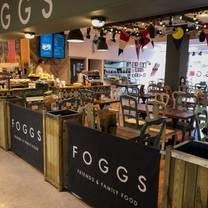 foto de restaurante afternoon tea at foggs