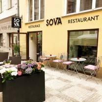 photo of sova restaurant