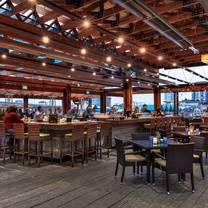 photo of the deck kitchen & bar at pacific gateway hotel restaurant