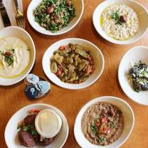 photo of aladdin's eatery + lounge - otr restaurant