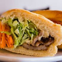 photo of banh mi king restaurant