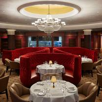 photo of the chandler steakhouse - mgm springfield restaurant