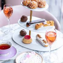 photo of maitre choux - afternoon tea restaurant
