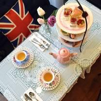 foto von robinson's tea room restaurant