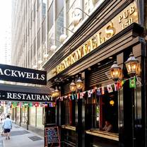 foto de restaurante blackwell's