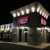 photo of nama sushi bar - cedar bluff restaurant