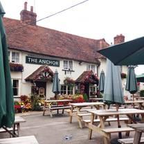 photo of the anchor danbury restaurant