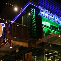photo of zerodegrees reading restaurant