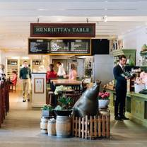 photo of henrietta's table restaurant