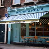 photo of the chipping forecast restaurant