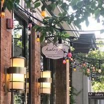 foto von halcyon brasserie restaurant