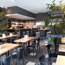 foto von stadtgarten restaurant restaurant