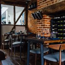 foto von dante's restaurant