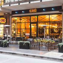 photo of cru a wine bar - river oaks- west ave restaurant