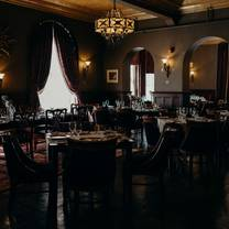 photo of the detroit club, grille room restaurant