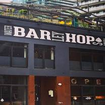photo of bar hop brewco restaurant