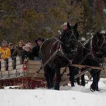 photo of 320 ranch sleigh rides restaurant