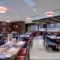 photo of al rawdha restaurant - crowne plaza madinah restaurant