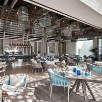 photo of drift - one&only royal mirage restaurant