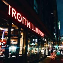 photo of iron hill - center city restaurant