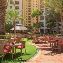 photo of rosso restaurant - amwaj rotana hotel & resort restaurant