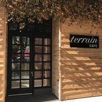 photo of terrain cafe - bethesda restaurant