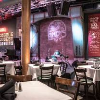 photo of andy's jazz club restaurant