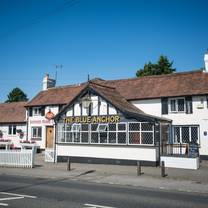 photo of the blue anchor restaurant