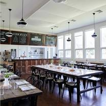 photo of the old school farm to table restaurant