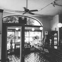 photo of strange town restaurant