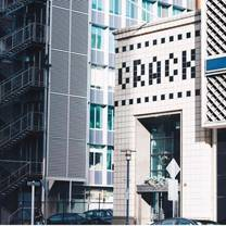 photo of crack kitchen restaurant