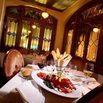 photo of knife & fork inn restaurant