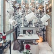 photo of aleria restaurant restaurant