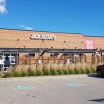 photo of jack astor's - pickering restaurant